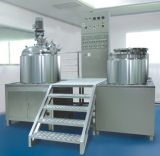 Vakuum Emulsifying Mixer in Chemical Care Products
