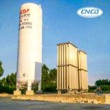 ステンレス鋼の二重層50m3の液体酸素タンク