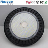 Ultra Thin IP65 SMD 150W 200W LED de alta Bay UFO