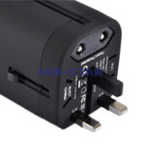 Professionele Customized Travel Adapter met USB Charger (hs-T107DU)