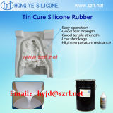 Platine Cured RTV Silicon Rubber pour Caving Art Mold