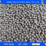 Hohe Härte schmiedete Stahlkugel für Kleber-Pflanze