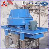 Sand, der Maschine vertikalen Typen Auswirkung-Maschine bildet