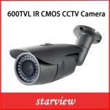 600tvl Camera van de Veiligheid van kabeltelevisie van de Kogel van de Lens van IRL de Openlucht Vaste (W14)