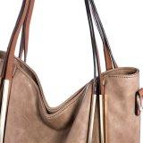 Sacchetto caldo di vendita di alta qualità del sacchetto di spalla della signora Designer della decorazione del metallo (WDL0336)