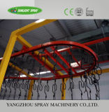 China Fornecedor líquido personalizados linha de pulverização de tinta de revestimento para a exportação