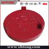 La fabbricazione di protezione di estremità degli accessori per tubi FM/UL ha approvato