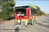 [فكتوري بريس] متحرّك طعام مقطورة طعام عربة يطبخ مقطورة