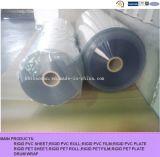 0.3mm Clear Rigid Blister PVC Roll; PVC 필름 롤을 형성하는 투명한 진공