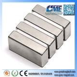 Rechthoekige Magneten van de Aarde van de Motor van de Magneet van het neodymium de Magnetische