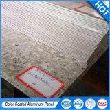 Le bois comme / marbre comme panneaux en aluminium pour mur rideau/Système de Façade