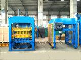 Equipamento Qt5-15 para a produção do bloco