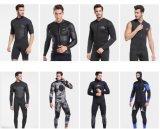 abiti sportivi di 3mm degli uomini di stirata di Suit&Super di immersione subacquea del neoprene di 3mm