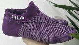 Experimentado Zapatillas deportivas con Flyknit superior, para hombres y mujeres Calcetines Calzado zapatillas (665)