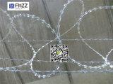 Galvano galvanisierter Bto 22 Konzertina-Rasiermesser-Stacheldraht für Zaun