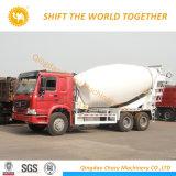 Sinotruk HOWO 6X4 Mezclador de concreto camión mezclador de cemento de la bomba