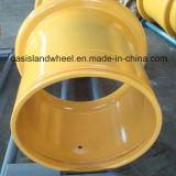 ポートの使用のための取りはずし可能なOTRの車輪の縁(25-13.00)