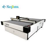 Konijn 2500*1600mm van de koning CNC de Scherpe Machine van het Leer