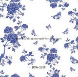 屋外項目および毎日の使用(BDA34-1F)のための花模様のハイドロフィルム