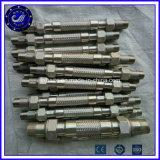 Dn 10 a DN40 SS 304 316l tipo de metal flexible anular flexible para el sistema de agua y gas