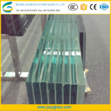 La Chine fournisseur Custom 10-19mm de haut en verre feuilleté transparent