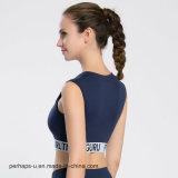 Ondergoed van uitstekende kwaliteit van de Fitness van het Vest van de Bustehouder van de Sporten van het Garen het Schokbestendige