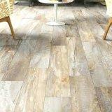 4mm effet en bois naturel Lvt Cliquez sur les dalles de sol en vinyle PVC