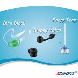 Elementaroperation-Sterilisation! ! Endoskopischer wegwerfbarer Mundstück-/Bissen-Block