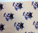 A impressão digital de moda de alta qualidade de tecido de nylon