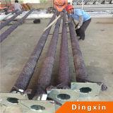 8m 9m helle Stahlgefäße
