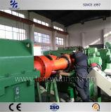 Alto laminatoio di fogli di gomma efficiente con il sistema di trasmissione potente dei 2 braccia di abbattimento