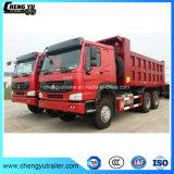 De Vrachtwagen van de Stortplaats van de Vrachtwagen van de Kipper van Sinotruk HOWO 6X4 336HP