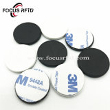 RFID Tag sur disque métal avec matériau ABS robuste et étanche pour le suivi des actifs