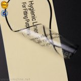 Sinicline 고품질 개인적인 로고를 가진 백색 로고 PVC 수영복 스티커 디자인