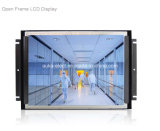 "Open Frame profesional del metal industrial con 15"" HDMI Monitor LED"