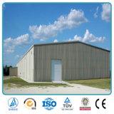 Almacén prefabricado barato impermeable de la estructura de acero