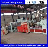 PVC 양탄자 플라스틱 압출기 기계