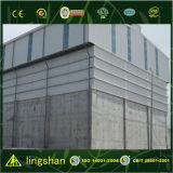 Taller barato confeccionado del edificio de la estructura de acero de China