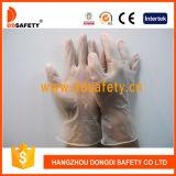 Ddsafety 2017 guantes disponibles del vinilo industrial del grado médico