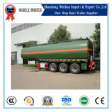 Heißer Kraftstoff-Tanker-Schlussteil des Verkaufs-2017, chemischer flüssiger Transport-Schlussteil