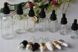 Verkaufs-Glasflasche für Lippenstift von China