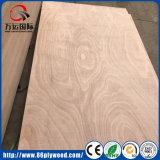 Commerciële Triplex van Okoume van het Timmerhout van de balsa het Houten voor Verpakking en Verpakking