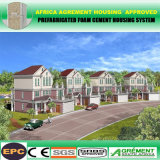 2 piani Pre-Hanno fatto a comitato domestico del cemento la Camera/villa/hotel prefabbricati