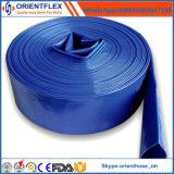PVC Layflat 연결 물 호스 점적 관수 관
