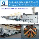 Plastique HDPE PVC pipe PPR Ligne d'Extrusion