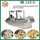 Fast Food Equipment Electric Automatic Donut Deep Fryer Machine
