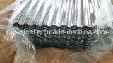 Afri⪞ uma chapa de aço ondulada dura quente completamente Gi/PPGI de Gambia do Sell