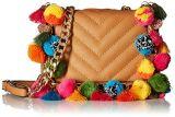 Senhora Mala com Flower Fashion Design Elegante mala de senhora saco ao ombro 2018 PU de bolsas de couro (WDL0520)