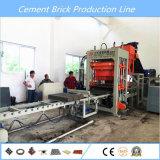 Ligne creuse machine de production à la machine de bloc de /Brick
