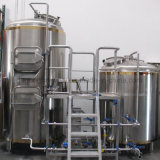 700L Brouwerij van de Apparatuur van het Bier van het roestvrij staal UL de Gediplomeerde